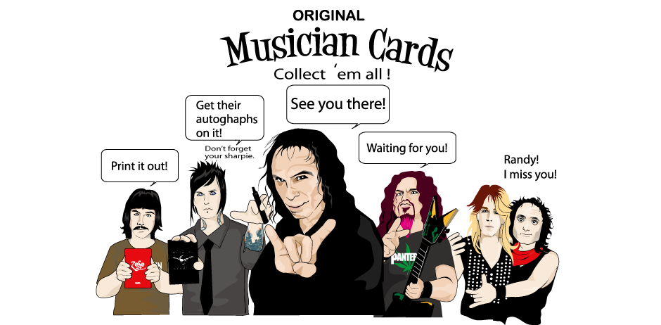 MusicianCards