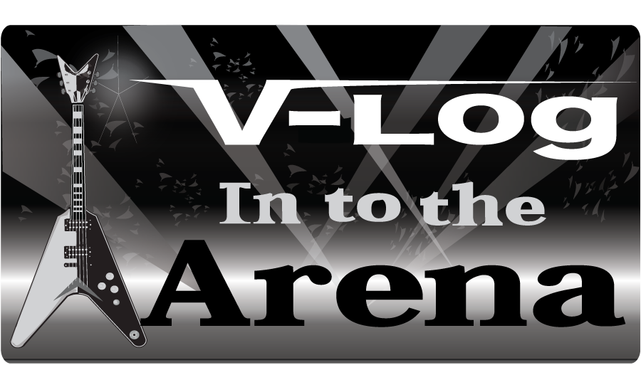 V-log In to the arena